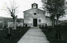 Morra De Sanctis - Chiesa di Santa Lucia prima del terremoto del 1980