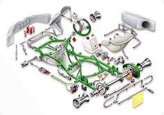 resource for shifter kart components, huge in-stock inventory, expert customer service, and fast shipping. Karting, Build A Go Kart, Diy Go Kart, Mini Jeep, Mini Bike, 4 Wheel Bicycle, Vw Tdi, Homemade Go Kart, Go Kart Tracks