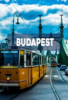Wanderlust Duo travel inspiration and advice for planning an incredible trip to Budapest, Hungary.