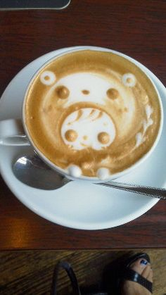 latte art  ラテアート