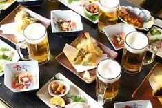 ¡Nos vamos de copas! Las cervezas japonesas