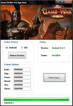 Download Game of War Fire Age Hack Tool Free Working Cheats