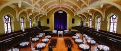 Asbury Hall - Wedding Venues for Brides in Buffalo, Niagara Falls and Western New York - Map compiled by KZO Studio Wedding Videography (www.kzostudio.com) - Click for more information on this venue!