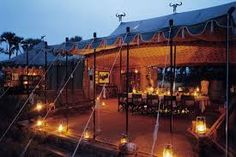 This is just a taste of Jacks Camp in Botswana. This place is truly amazing. Visit the website. You will not be disappointed. Safari, Rooftop Terrace, British Colonial, Worlds Largest, Camping, Patio, Places, Outdoor Decor, Concierge