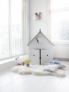 Interior design: baby, kids room, nursery © by MyDeer.nl