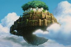 Castle in the Sky most  tweeted moment of all time
