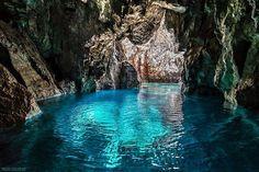 Grotta Azzurra - Masua