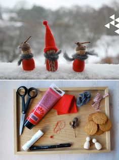 Day 18 of My Scandinavian Christmas is with Élisefrom eliseenvoyage. Élise is...  Read more »