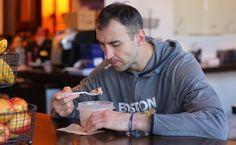 NHL Player Zdeno Chara Says Eating Plants Made Him Stronger