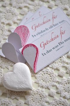 Metabes - Home, Craft and Diy Diy Paper, Paper Crafts, Diy Crafts, Christmas Deco, Christmas Time, Be My Valentine, Valentine Day Gifts, Stamping Up, Love Gifts
