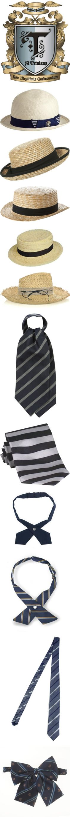 """ST. TRINIAN'S UNIFORM"" by tany ❤ liked on Polyvore"