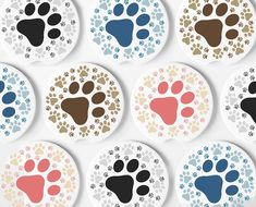 Paw Print Absorbent Car Cup Holder sandstone car coasters featuring the Paw Print design. Our sandstone coasters absorb liquids naturally and holds it until it evaporates. *Please measure your cup holder prior to ordering to confi. Personalized Birthday Shirts, Sandstone Coasters, Gifts For Pet Lovers, Coaster Set, Cup Holders, Print Design, Truck, Car, Brown