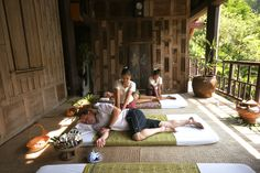 The therapists of Resotel will allow you enjoying the world famous Thai massage. Let's try it ! #Massage #ThaiMassage #Thailand