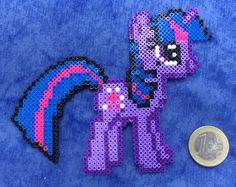 MLP Twilight Sparkle Hama mini beads by Hamamia on deviantART