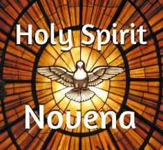 "Day 6 of prayer Novena to the Holy Spirit. Day 6 is our request to be granted the ""Faithfulness"" of our Lord Jesus Christ! It is traditionally prayed on Pentecost as that is when Jesus gave the Holy Ghost to the disciples."