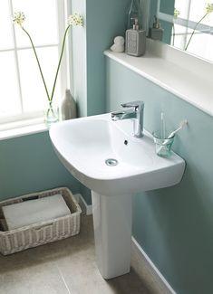 8 best pedestal basins images bathroom bath room bathrooms rh pinterest com