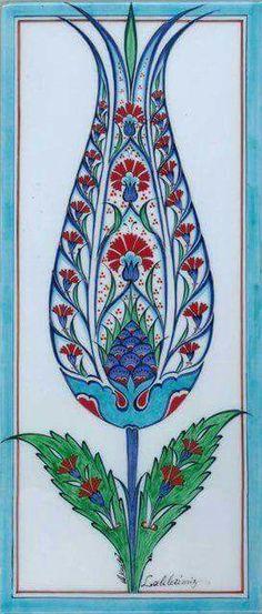 Turkish Design, Turkish Art, Turkish Tiles, Portuguese Tiles, Moroccan Tiles, Pattern Art, Pattern Design, Illustrator, Doodle Designs