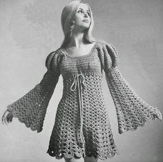 Katty's Cosy Cove: Making A 1960 Vintage Dress