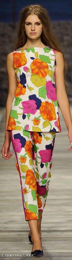 Blugirl Spring Summer 2014 Ready-To-Wear