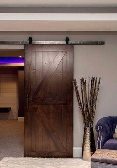K Barn Door
