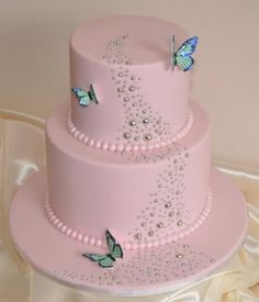 Beautiful Birthday Cakes For Ladies