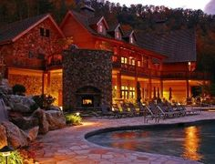 Fall Travel on your mind? Bear Lake Reserve is the perfect place for a Fall Getaway!  Bear Lake Reserve NC | Best Mountain Communities | Best Places to Live