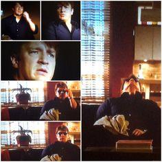 season 4, Episode 8, 'Heartbreak Hotel'  When Castle gets home after batchlor party for Ryan.
