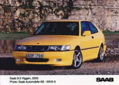 Saab 9-3 Viggen (2000, # 00H2-5) *