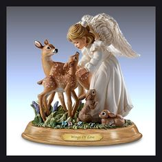 angel figurines - Recherche Google