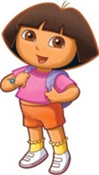 Character Gallery - Dora the Explorer Wiki