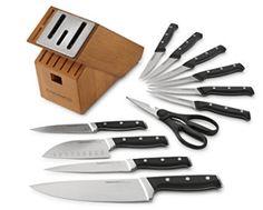 Calphalon Classic Self-Sharpening Cutlery Knife Block Set with SharpIN Technology, Calphalon Knife Sets Global Knife Set, Global Knives, Knife Block Set, Knife Sets, Trench Knife, Knife Storage, Hard Metal