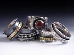 Learn these fundamentals and techniques in The Process of Ring Making     Richar