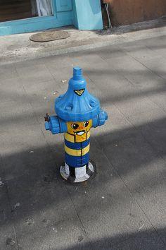 Fire hydrant, Korea