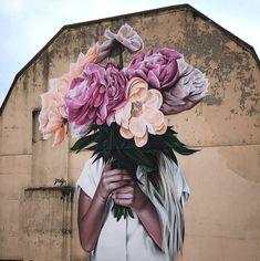 Jody in Bristol, UK, 2018 #streetart