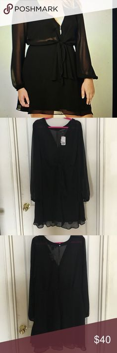 Cool Plus Size Black Dresses Plus size little black dress, chiffon 3X My boyfriend bought me this for my birt... Check more at http://24myshop.cf/fashion-style/plus-size-black-dresses-plus-size-little-black-dress-chiffon-3x-my-boyfriend-bought-me-this-for-my-birt/