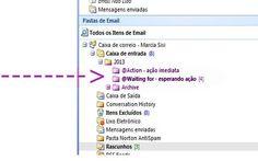 Aumento de produtividade: Aprenda dominar sua caixa de emails com 3 pastas.  http://calldaniel.com.br/blog/bid/246119/Aumento-de-produtividade-Aprenda-dominar-sua-caixa-de-emails-com-3-pastas