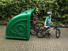 """Bike Shel """"4 Bike Locker"""" (Ireland)                                                                                                                                                                                 More"""