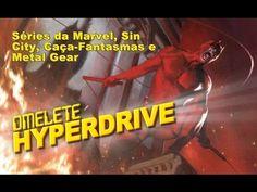 Séries da Marvel, Sin City, Caça-Fantasmas e Metal Gear | Novidades