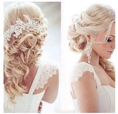 Looks so pretty!!! What a great idea for hair