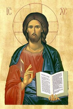 by-grace-of-god - Posts tagged Jesus Images Of Christ, Religious Images, Religious Icons, Religious Art, Byzantine Icons, Byzantine Art, Christ Pantocrator, Greek Icons, Religion Catolica