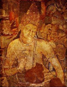 quintessential padmapani ajanta cave fresco cave no 1