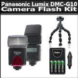 Very best Critiques Flash Package For Panasonic Lumix DMC-G10 12.one MP Digital Digital camera Includes Vivitar DF-293 TTL Lcd Bounce Zoom Swivel DSLR AF Flash + 4AA High Potential Rechargeable NIMH Batteries And AC/DC Rapid Charger + Gripster Tripod Sale - http://buyingmanual.com/very-best-critiques-flash-package-for-panasonic-lumix-dmc-g10-12-one-mp-digital-digital-camera-includes-vivitar-df-293-ttl-lcd-bounce-zoom-swivel-dslr-af-flash-4aa-high-potential-rechargeable-nimh-b