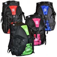 Atom Skate Back Pack - Sport Backpack: Our popular backpack now with a ventilated outer pocket for perfect for storing skates and clothes post workout. No more sweaty smell! Skates On The Bay, Skates For Sale, Kids Skates, Quad Skates, Speed Skates, Roller Sports, Skate Fish, Skate Backpack, Popular Backpacks