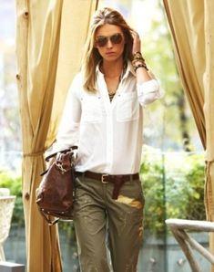 fc07dbea3a56 Картинки по запросу Стиль сафари в женской одежде  как и с чем носить   Сафари