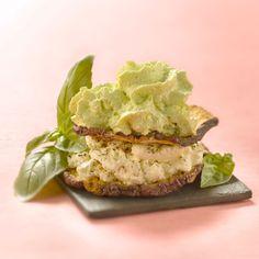 Découvrez la recette Chantilly au basilic sur cuisineactuelle.fr.