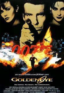 A Film A Day: GoldenEye (1995)