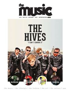 The Music (Brisbane) Issue #20