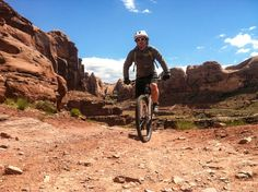 GET IN SHAPE FOR SKI SEASON WITH YOUR MOUNTAIN BIKE