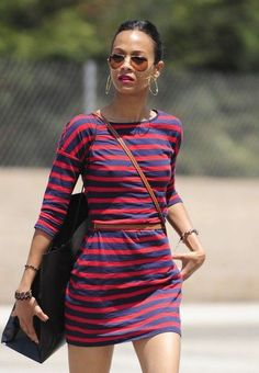 zoe saldana clothes - - Yahoo Image Search Results
