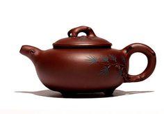 Song Zhen teapot  Chinese GongFu TeaPotYixing by Chinateaware, $175.00